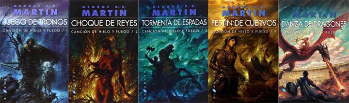 Resultado de imagen para juegos de tronos libros