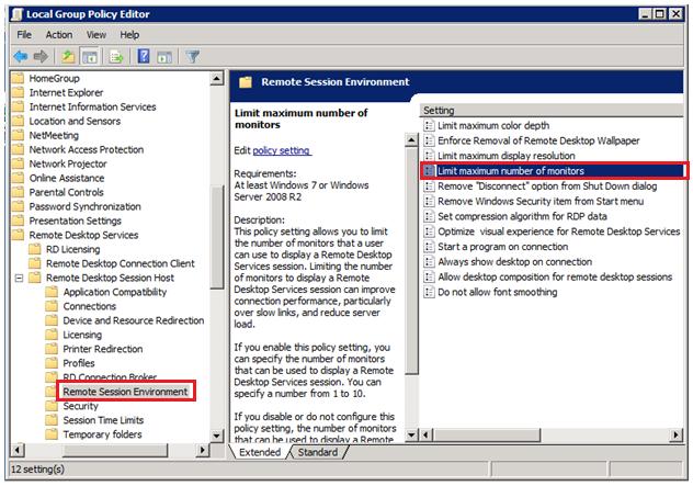 remote desktop - Multi screen RDP in Windows 8.1 Enterprise - Server Fault