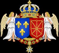 Armes de France & Navarre