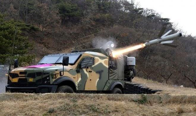 Морская пехота США экспериментирует с новым противотанковым оружием