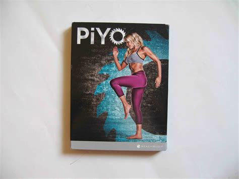 piyo workouts deluxe full set dvd mik shop