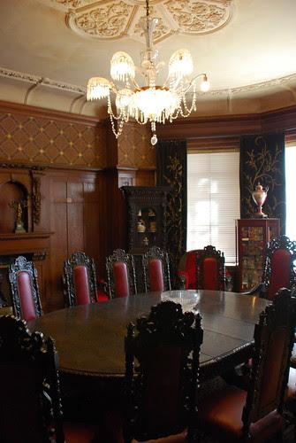 Hancock Memorial Museum, Dining Room