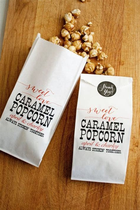 1000  ideas about Popcorn Bags on Pinterest   Outdoor