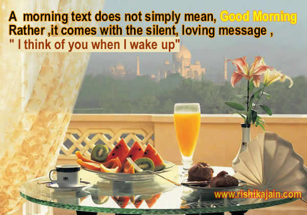 Good Morning Messagequotegreetings Daily Inspirations For