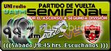 Escucha Potros UAEM vs Patriotas de Córdoba (Partido de Vuelta)