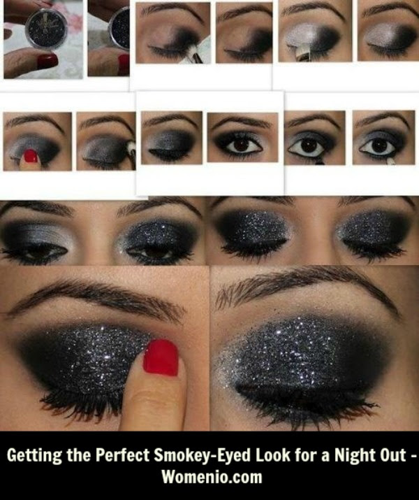 3 Ways to Apply Evening Makeup - wikiHow