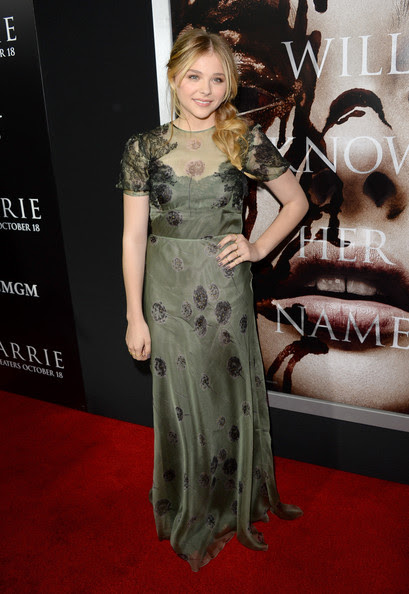 Chloe Grace Moretz - 'Carrie' Premieres in Hollywood — Part 2