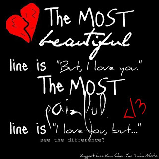 The Most Beautiful Line Is Buti Love You April Fool Quote