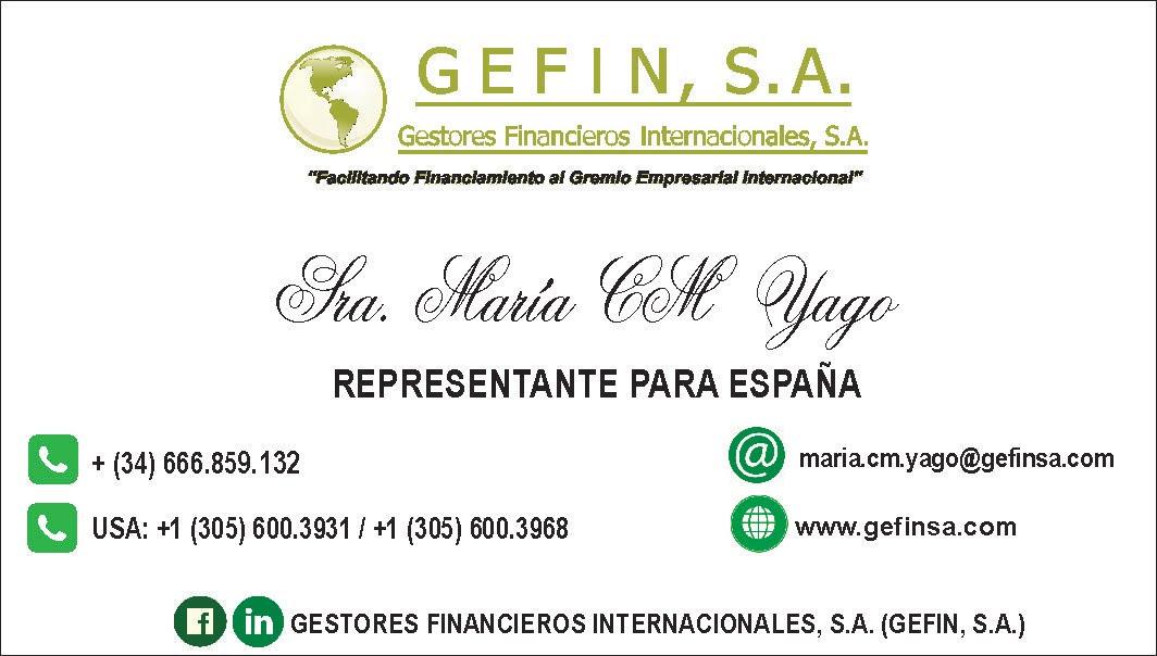 ESPAÑA: (MARÍA CM YAGO)