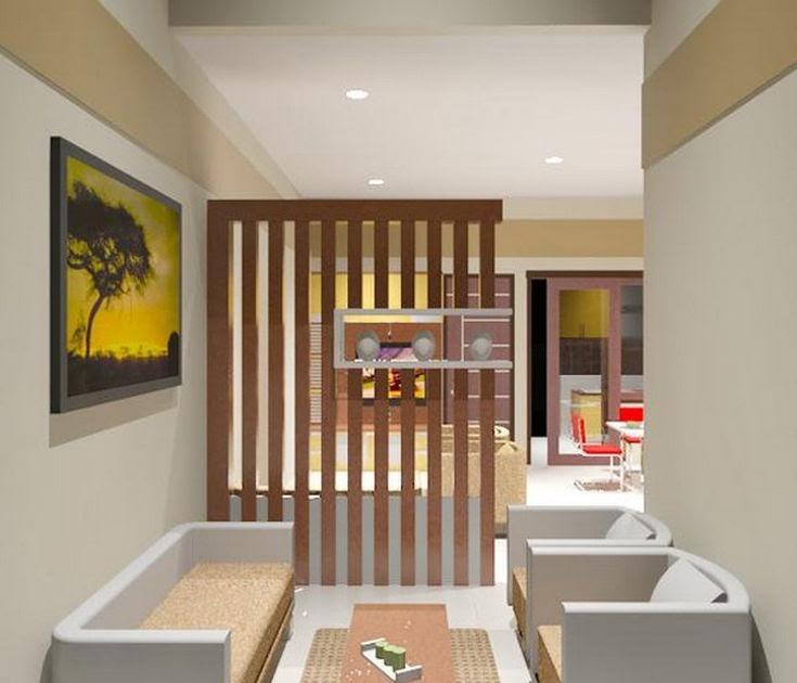 52 Desain Ruang Tv Minimalis Ukuran 2x3