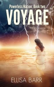 Voyage by Ellisa Barr