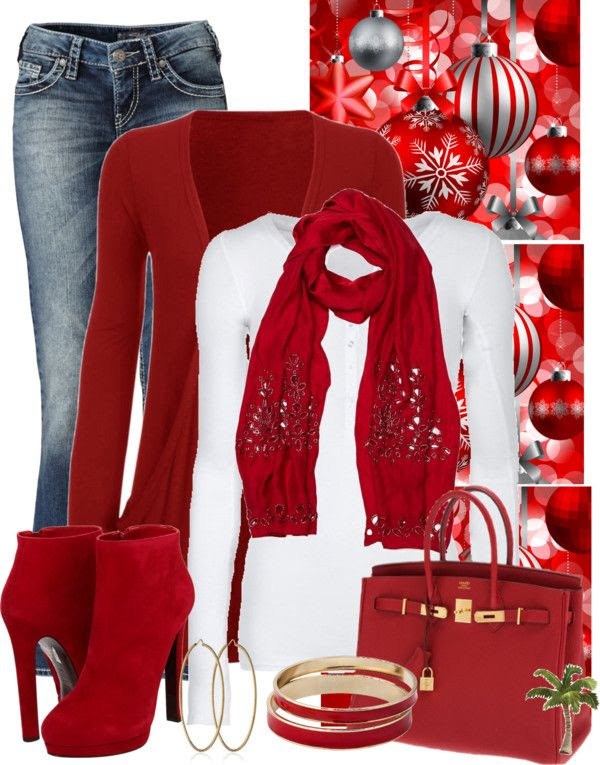 """I love Christmas"" by cindycook10 on Polyvore"