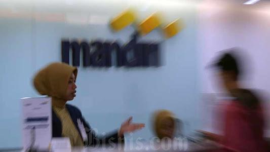 Bank Mandiri (BMRI) Tutup 92 Kantor Cabang, Ada Apa?