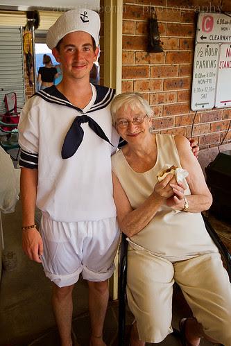 Jayden and Mum
