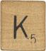 scrabble k