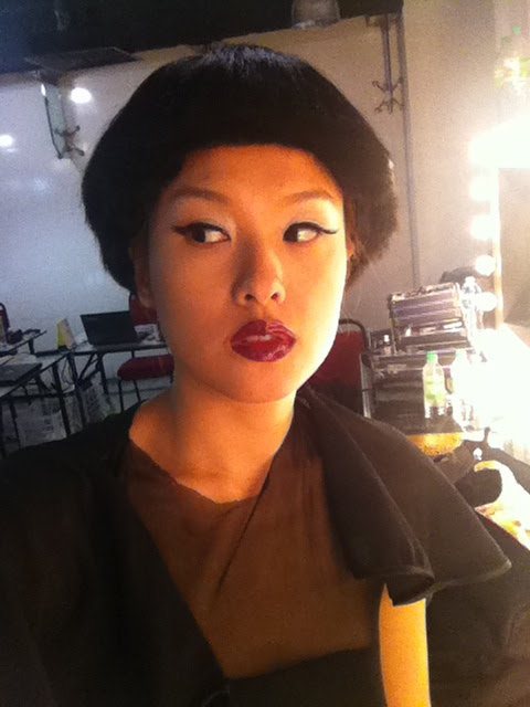 oriental high fashion Nicolekiss