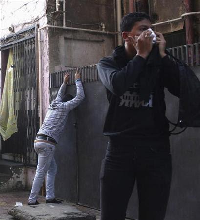 مقتل 26 في أحداث عنف بمدينة بورسعيد المصرية بعد إدانة 21 بالقتل
