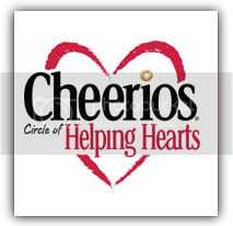 Cheerios Circle of Helping Hearts