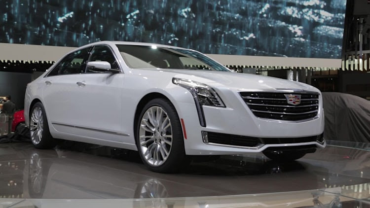 Image result for Cadillac CT6 PHEV in china