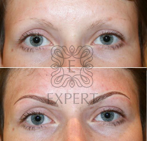 Permanent Make Up In Berlin Mitte Im Kosmetikinstitut Expert