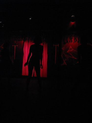 Peek-a-Boo: An Ooky Spooky Halloween Burlesque Revue