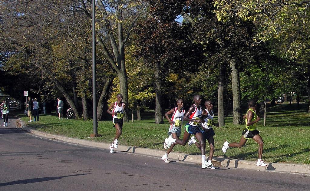 Marathon pursuit