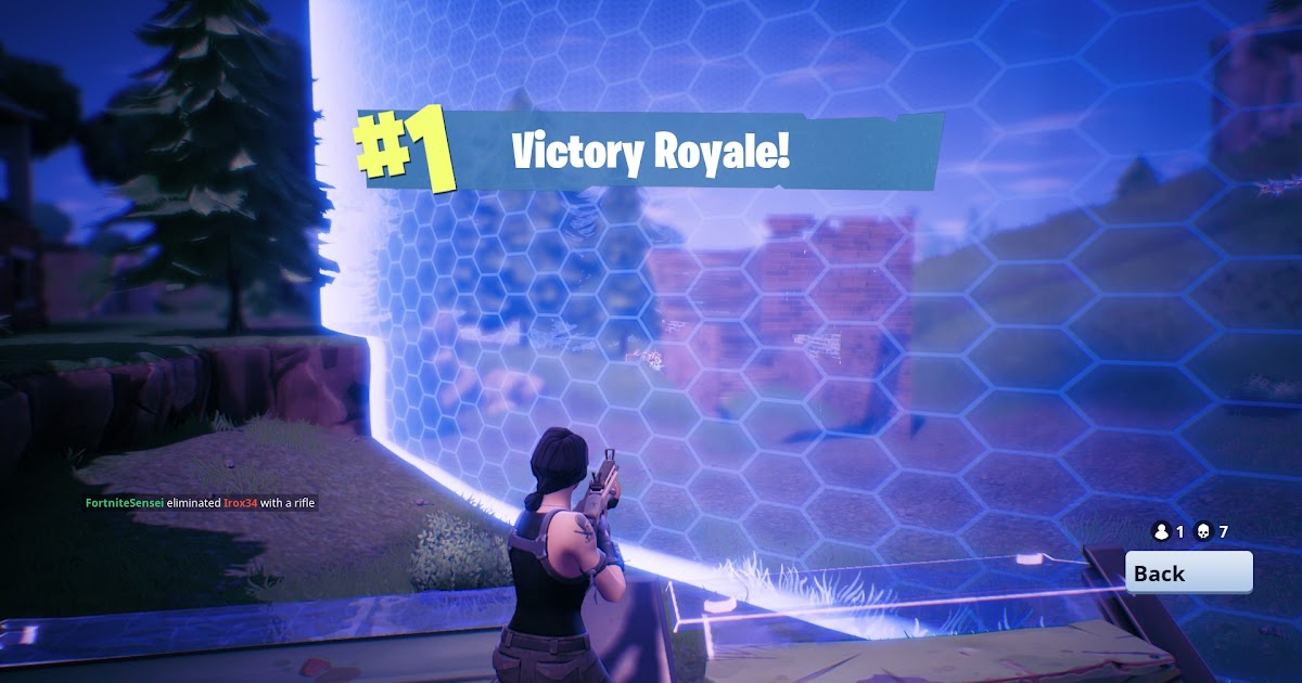 Victory royale 1st place. Fortnite mobile screenshot free