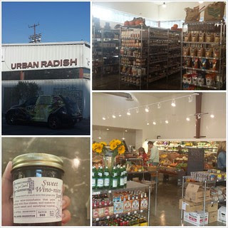 Urban Radish Market