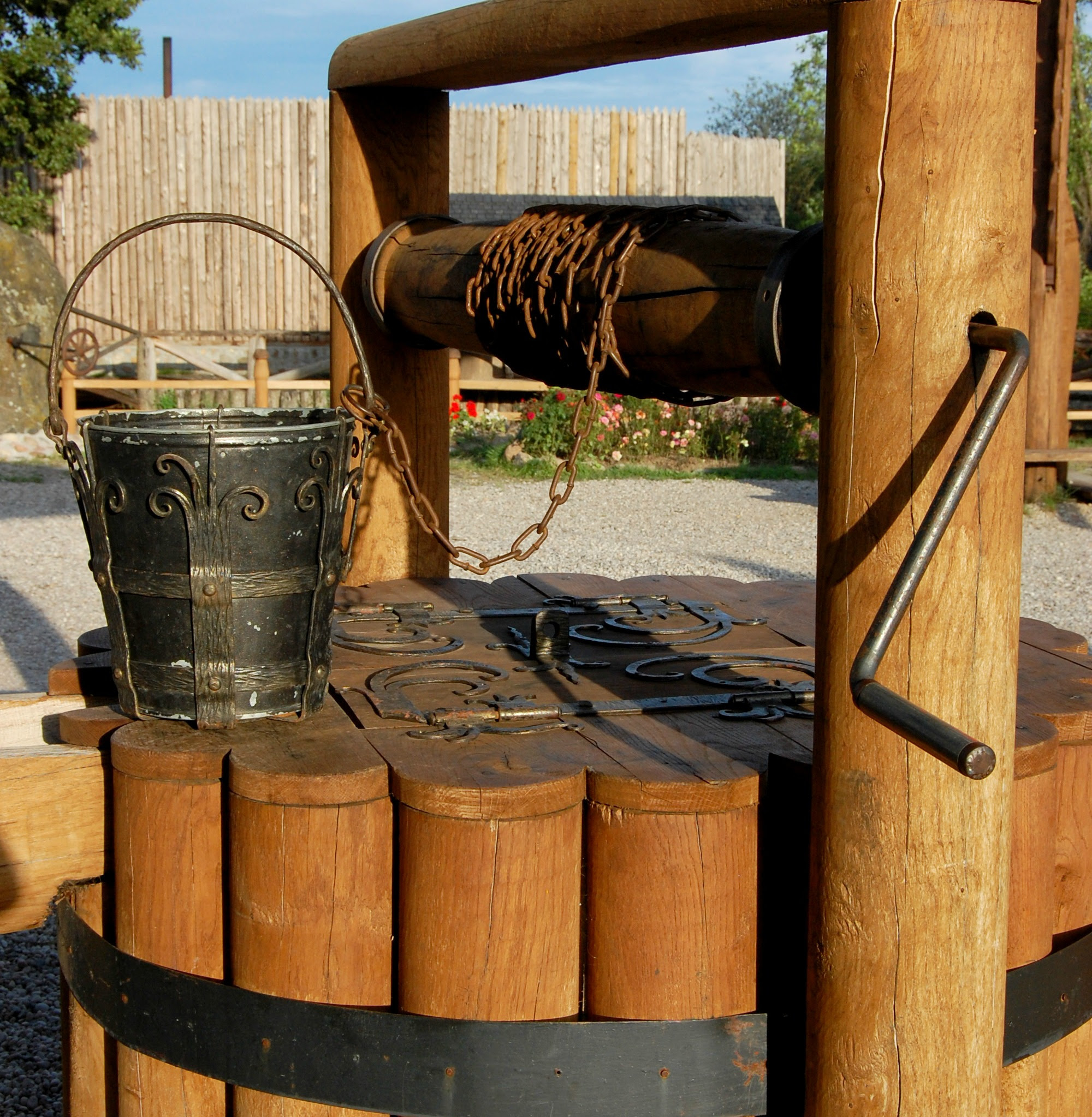 can you make money drilling water wells