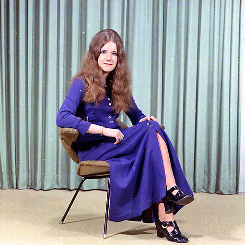 Mejuffrouw Traats 1971