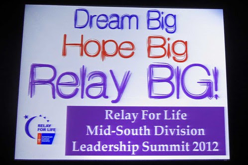 Relay For Life Leadership Summit
