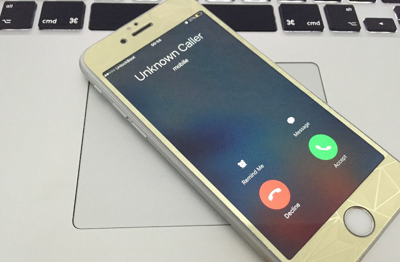 How to Block Unknown Callers / Know Who's Calling on iPhone
