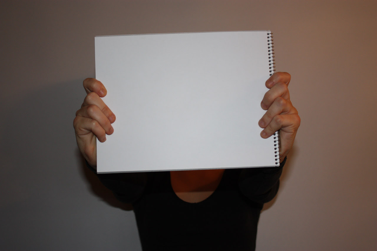 Blank Paper Free Stock Photo - Public Domain Pictures