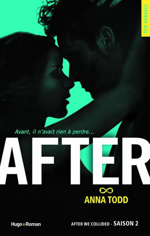 Couverture After, intégrale, saison 2 : After we collided