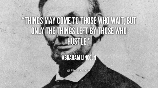 Abraham-Lincoln-Hustle