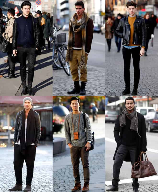 Swedish Men's Street Style