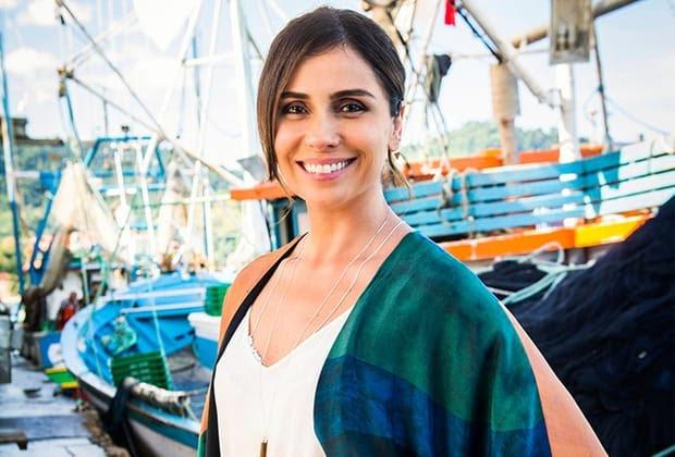 Giovanna Antonelli será a protagonista da próxima novela das 18h