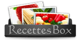 Logo de recettesbox.com.