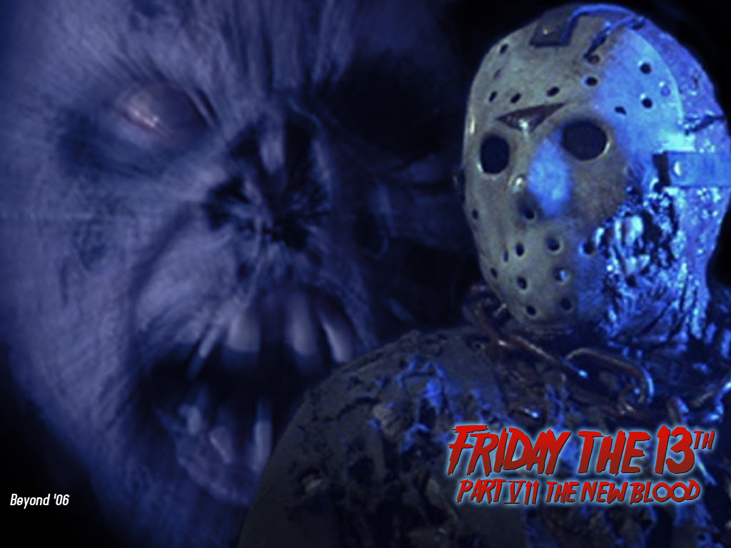 Friday The 13th The New Blood Friday The 13th Wallpaper