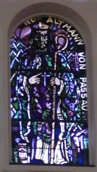 Saint Altmann de Passau († 1091)