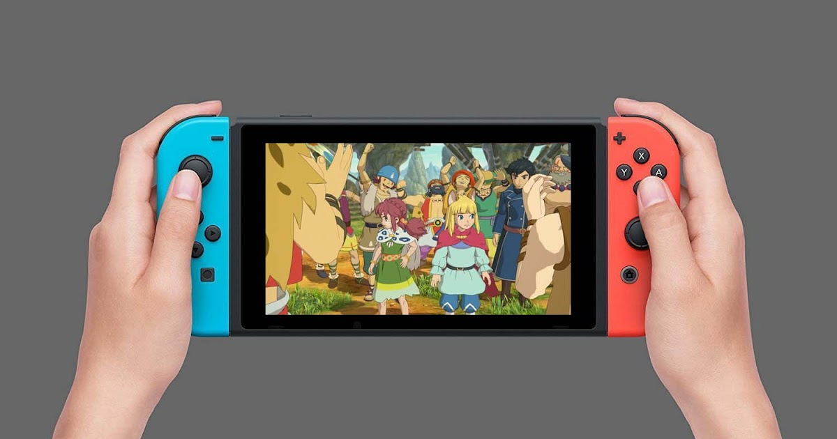 Level-5: All Future Games Released For Switch - RA:N