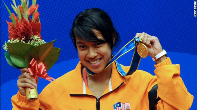 Squash's Olympic bid