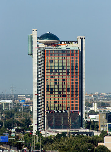 Hesperia Tower, Barcelona, Spain