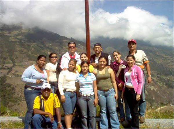 En el Cerro Niquitao (Trujillo 2007)