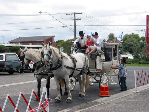 Horse Carriage 1