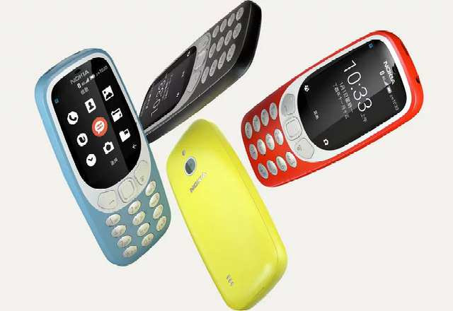 Nokia 3310 4G with 4G VoLTE Goes Official with YunOS, Dual-Core Processor