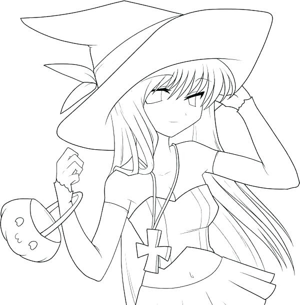 560 Coloring Books For Anime Free Images