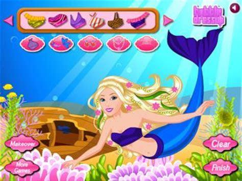 Barbie Mermaid Dress Up   Unity 3D Games