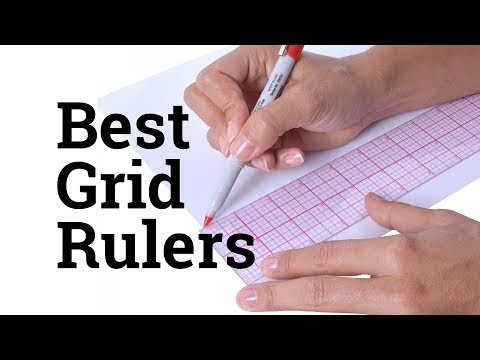 Best Rulers for Lettering
