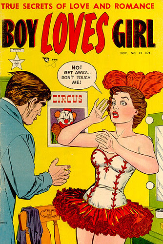 Boy loves Girl 29 (Lev Gleason 1953)